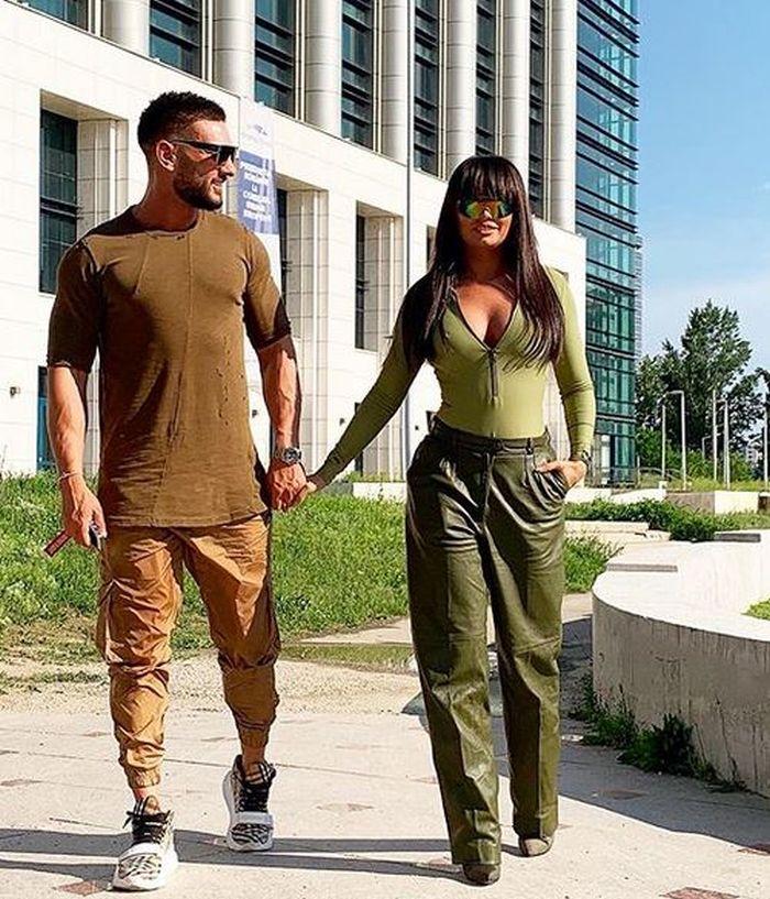 Dorian Popa și Claudia Iosif
