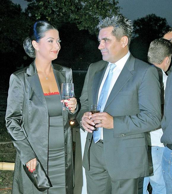 Marcel Toader a fost căsătorit cu Gabriela Cristea