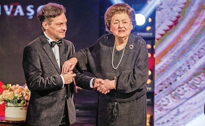 Tamara Buciuceanu Botez și George Ivașcu