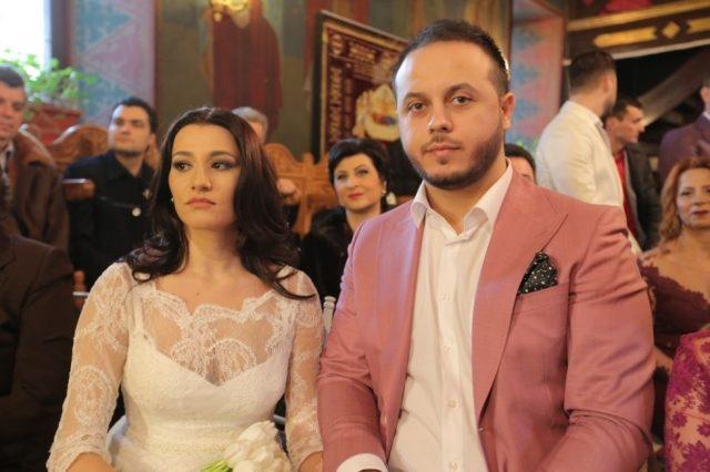 Claudia Pătrășcanu și Gabi Bădălau