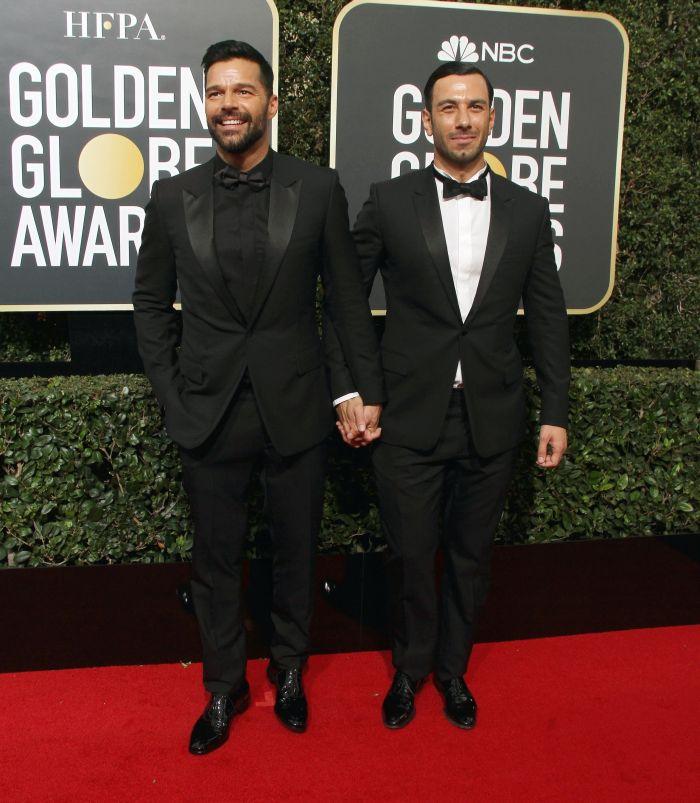 Ricky Martin și Jwan Yosef
