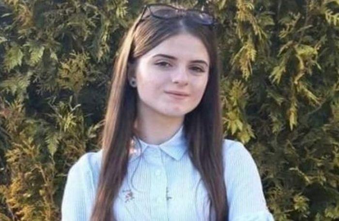 Alexandra, tânăra ucisă în Caracal