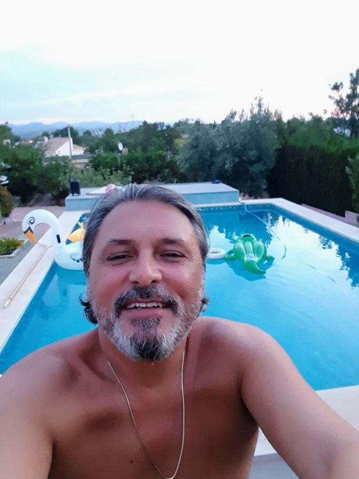 Cornel Galeș, în Spania