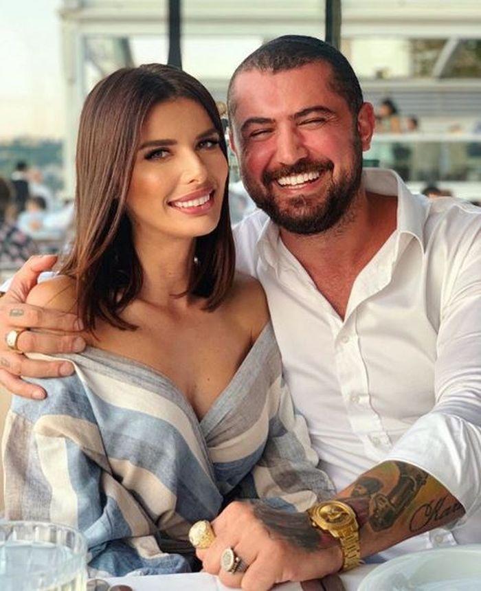 Ioana Filimon și iubitul turc