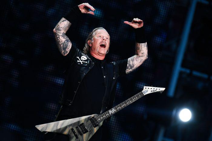 Trupa Metallica le-a oferit ieri un moment extrem de impresionant fanilor săi, interpretând piesa