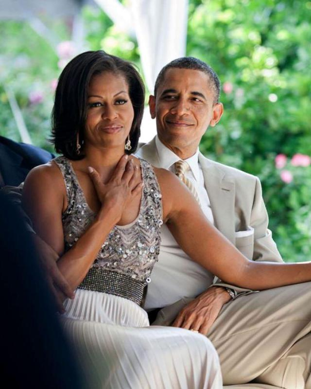 Michelle Obama - motivul dureros pentru care ea și Barack au ajuns la consiliere maritală.