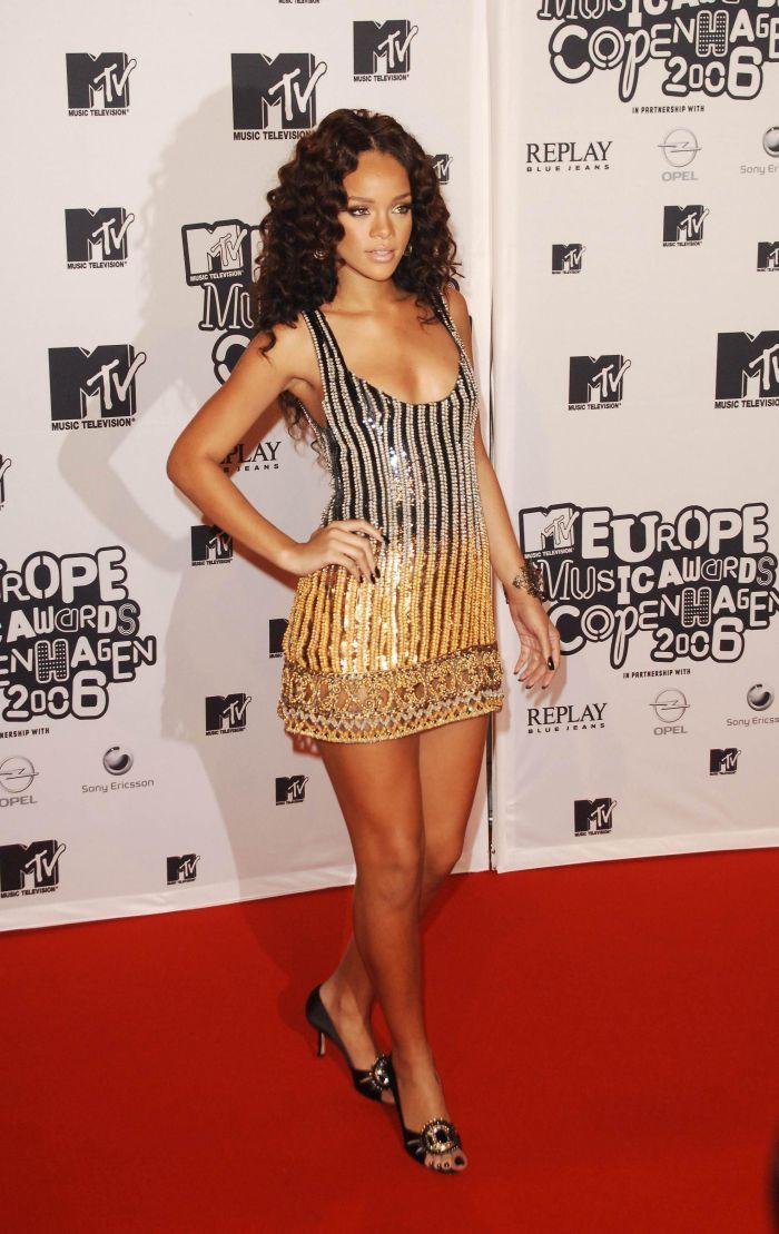 Rihanna, în 2007