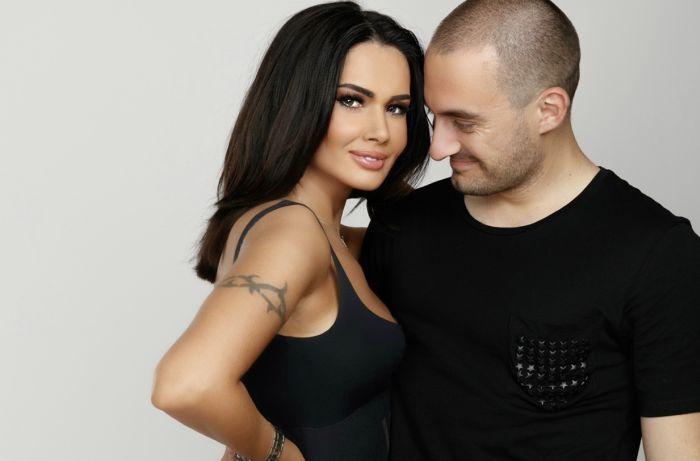 Oana Zăvoranu și Conrad Mericoffer