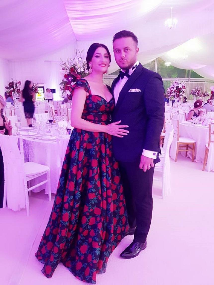 Claudia Pătrăşcanu divorţează de Gabi Bădălău