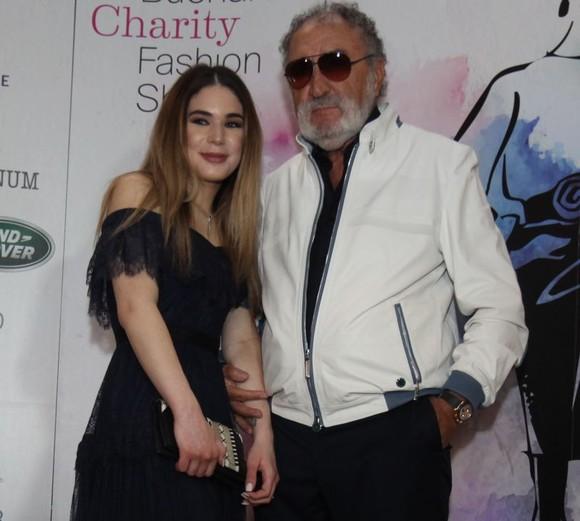 Ioana şi Ion Ţiriac