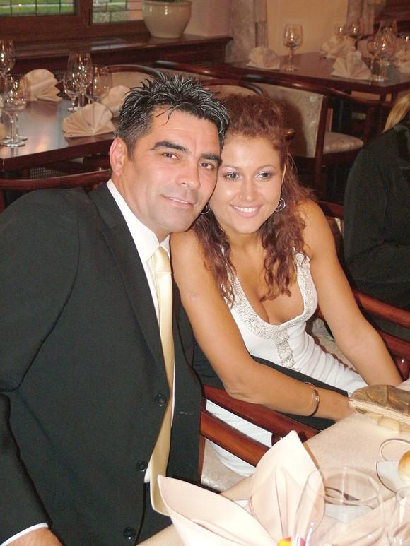 Marcel Toader a fost însurat cu Anamaria Ferentz