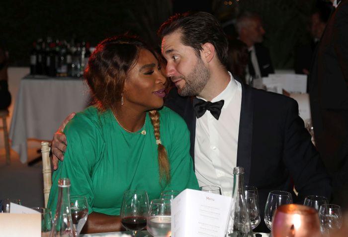 Serena Williams și Alexis Ohanian s-au căsătorit în 2017