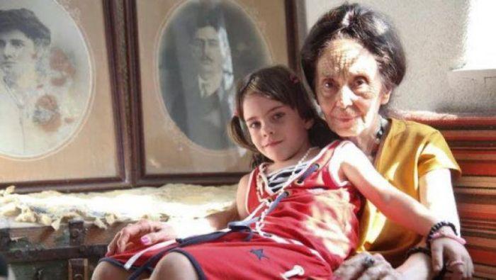 Adriana Iliescu și Eliza. Foto Kanal D