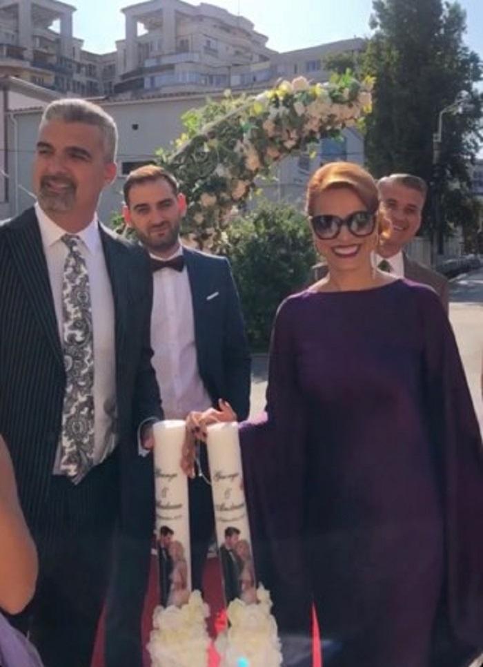 Aurelian Temișan și Monica Davidescu