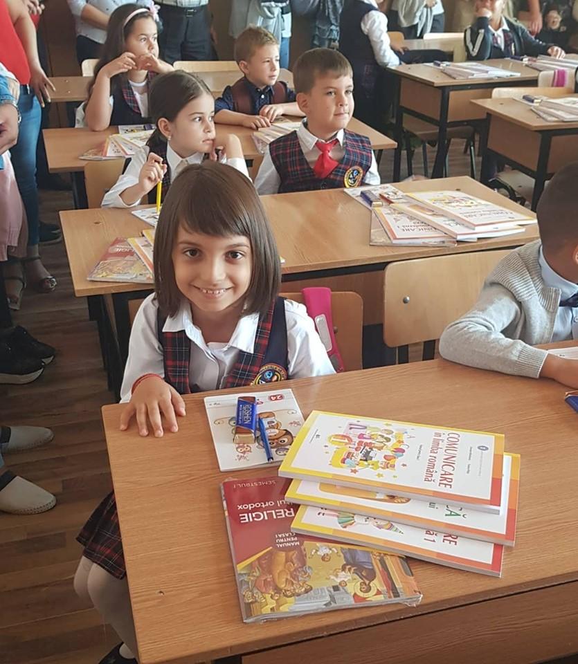 Cristina Spatar si copiii 5
