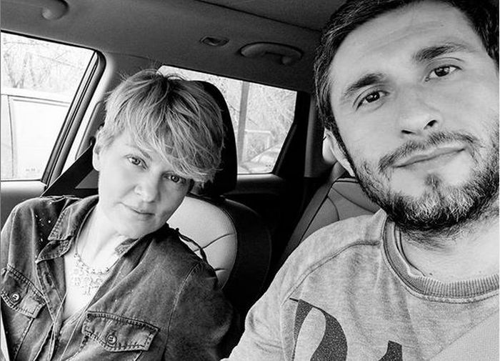 Dragoș Bucur și Dana Nălbaru