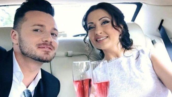 Gabriela Cristea și Tavi Clonda nuntă