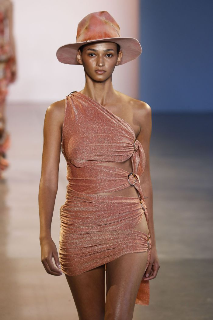 Prezentare de modă la New York