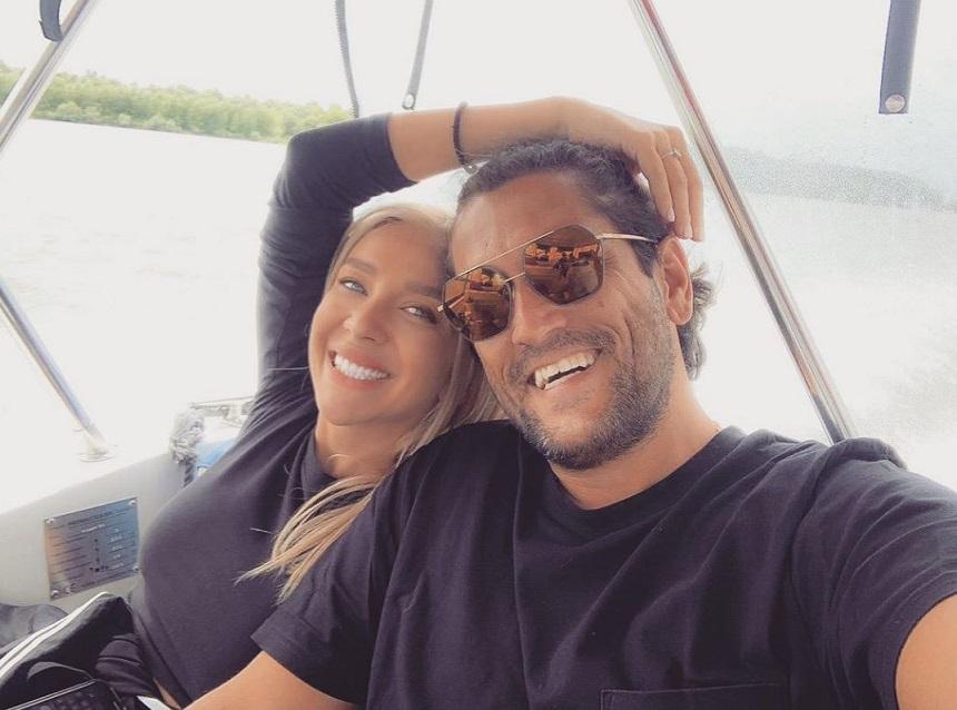 Cezar Ouatu a dezvăluit când se însoară cu Andreea Vilău. Cum își doresc să fie nunta