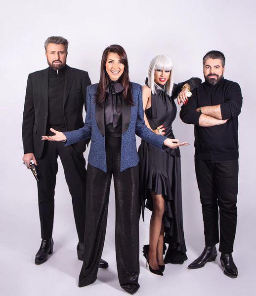 Raluca Bădulescu și Cătălin Botezatu au fost in juriul Bravo, ai stil!