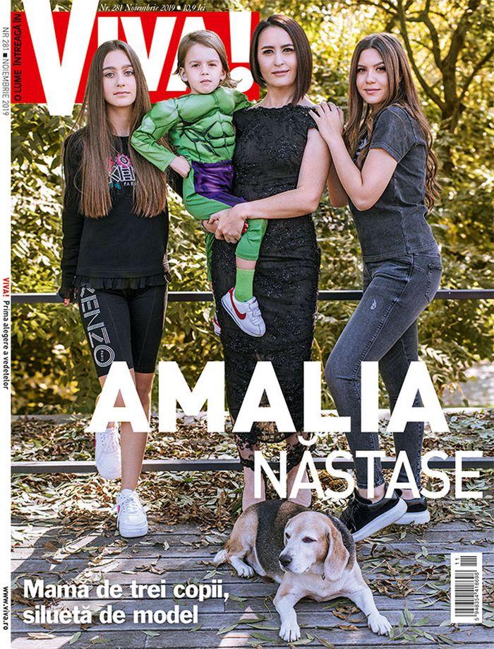 coperta VIVA! de noiembrie