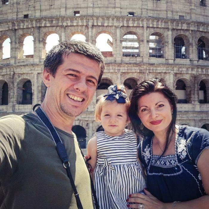 Dan ristei are o familie frumoasă