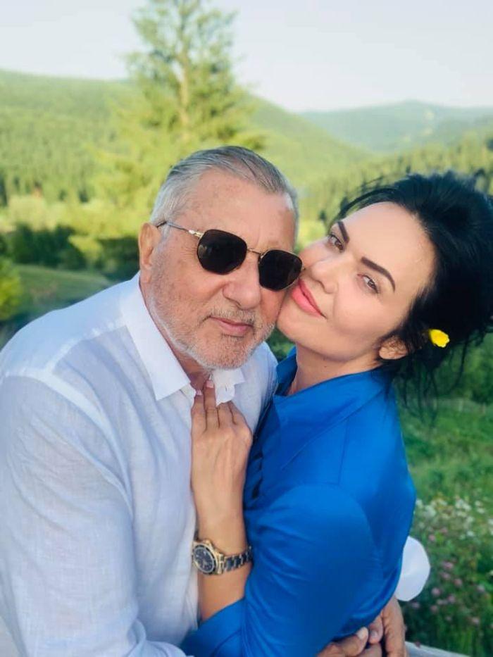 Ioana Simion şi Ilie Năstase