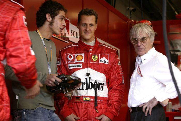 Informații despre starea de sănătate a lui Michael Schumacher: