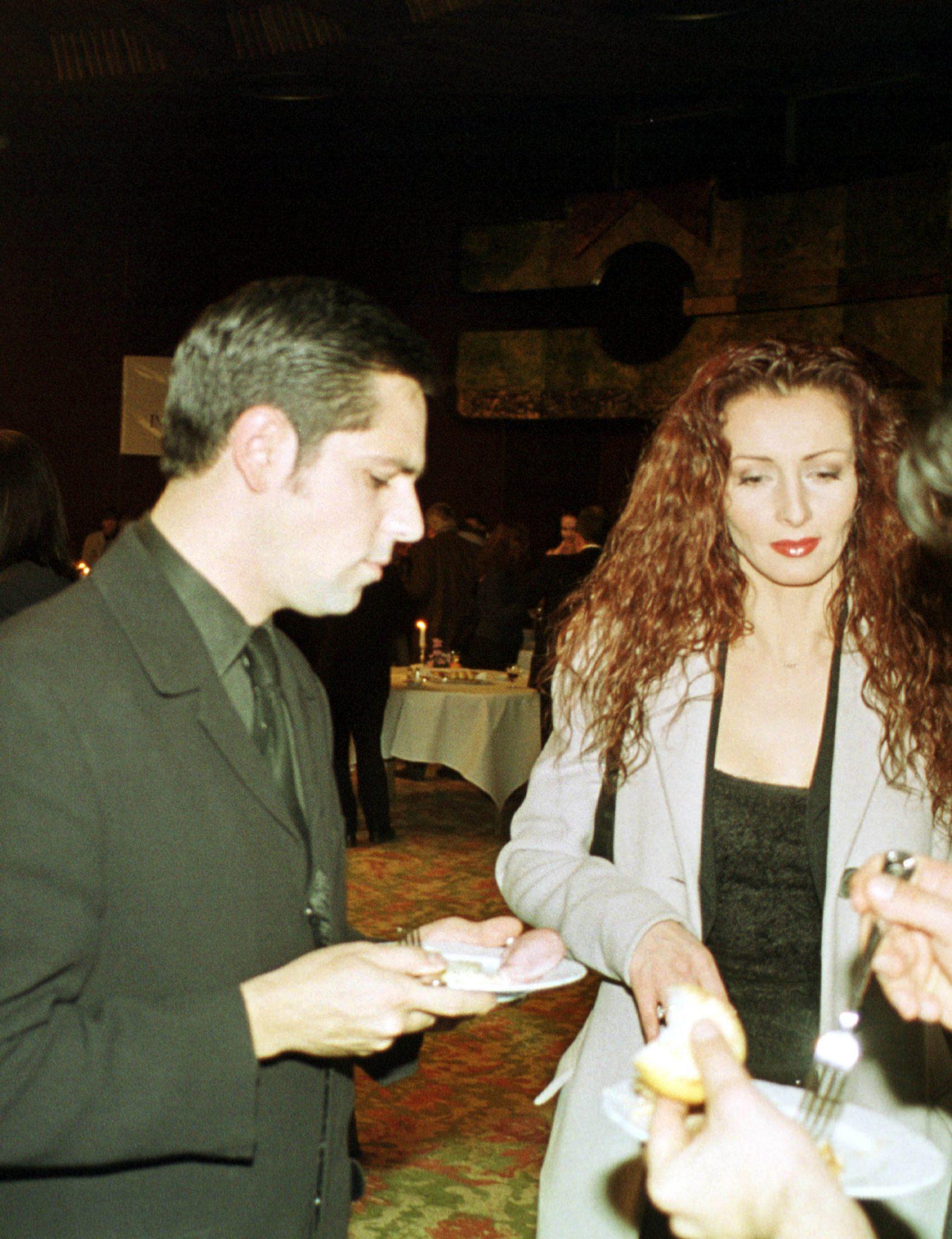 Ştefan Bănică a fost căsătorit cu Mihaela Rădulescu