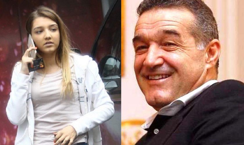 Teodora fiica lui Gigi Becali s-a casatorit azi
