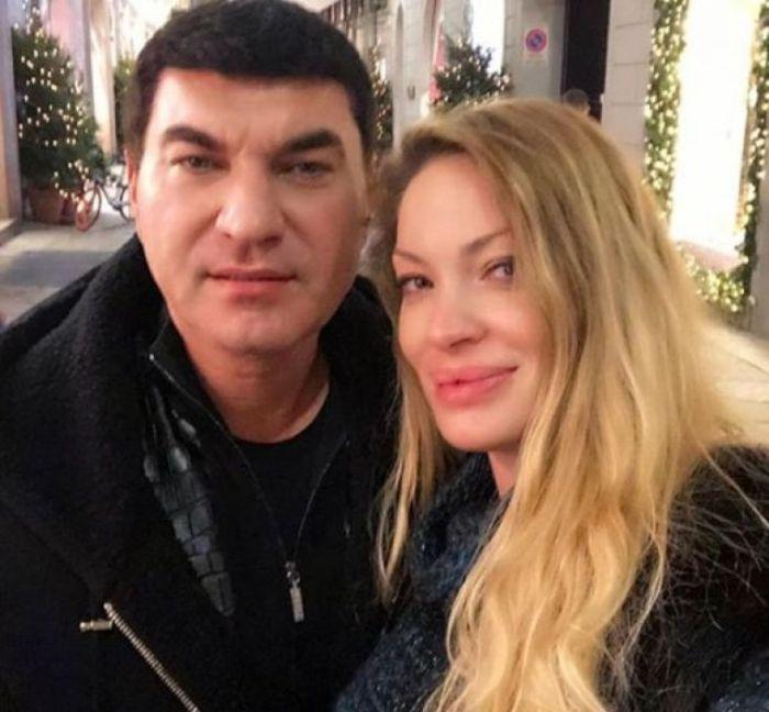 Valentina Pelinel si Cristi Borcea