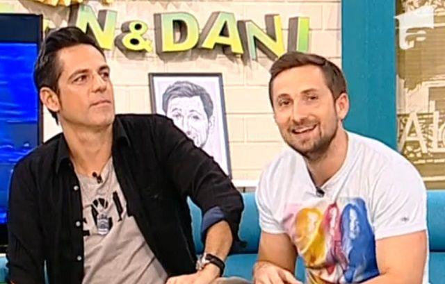 Dani Oţil şi Ştefan Bănică