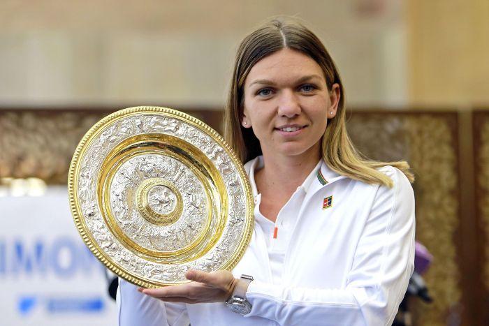 16 iulie 2019  - Simona Halep a câștigat Wimbledon!