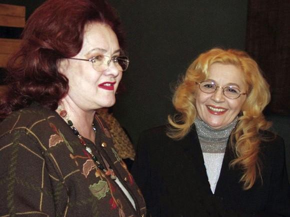 Vasilica Tastaman a fost bună prietenă cu Stela Popescu