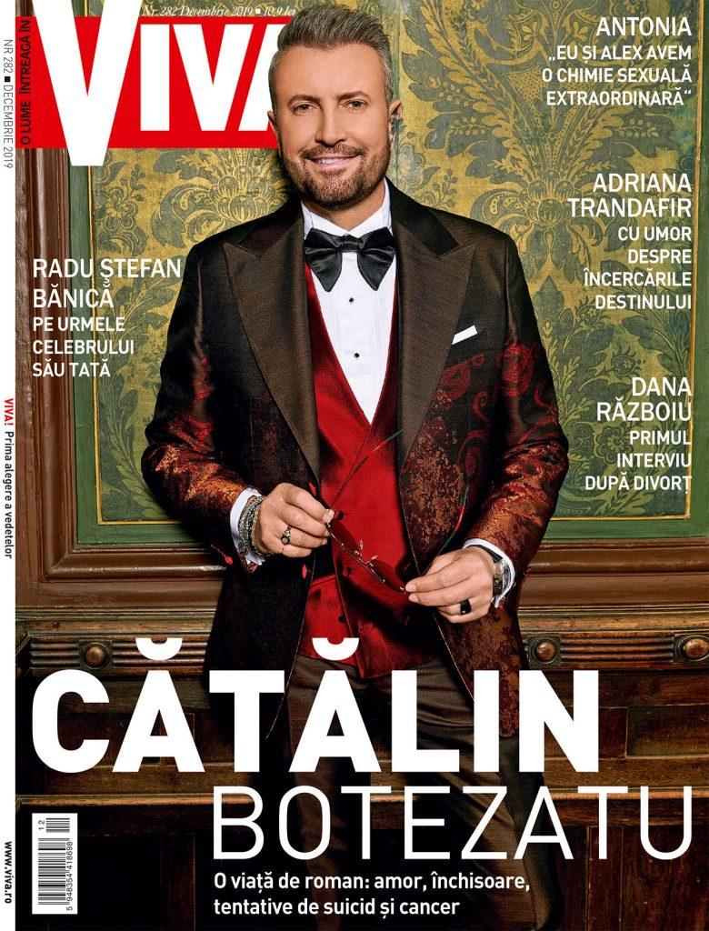 Revista VIVA! de luna decembrie se găsește la toate standurile de difuzare a presei.