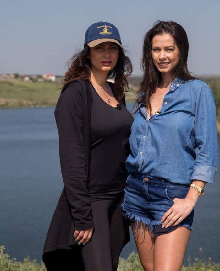 Nicoleta Luciu și Iuliana