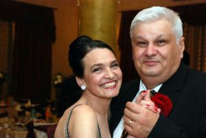 """Ileana Șipoteanu i-a făcut parastas soțului său, Dumitru Lupu, chiar de ziua ei: """"Am plâns și am râs, dar s-a și cântat!"""""""