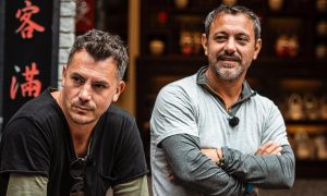 """Chef Sorin Bontea spune adevărul despre relația cu Răzvan Fodor și cu Speak, după Asia Express: """"El e nașul, iar eu le gătesc la nuntă""""/ EXCLUSIV"""