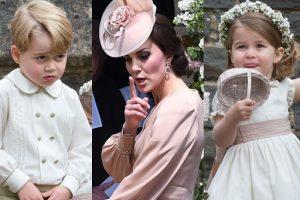 Cum își educă Ducesa de Cambridge copiii, în public. Secretul lui Kate Middleton