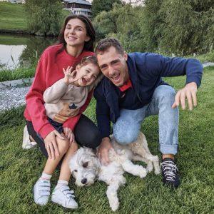 Ce mare s-a făcut fetița lui Vladimir Drăghia! Cum arată Zora la aproape 4 ani