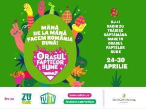 """(P) Mihai Morar: """"Facem orașul faptelor bune de Paște! Din 24 Aprilie ne mutăm în Casa Radio ZU"""""""