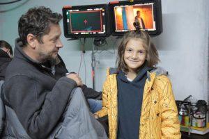 Mihnea, fiul lui lui Iura Luncașu, actor în serialul Profu', de la PRO TV