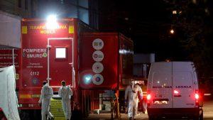 Trei persoane cu COVID-19 au murit, după o pană de oxigen la TIR-ul ATI de la Spitalul Victor Babeș