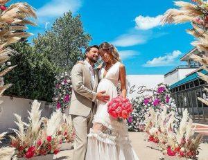 Cine sunt nașii Gabrielei Prisăcariu și ai lui Dani Oțil! Cuplul celebru din showbiz a făcut furori la nuntă
