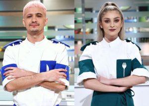 """Scandal între Keed și Elena Matei, la Chefi la cuțite. """"Ești o perversă"""""""