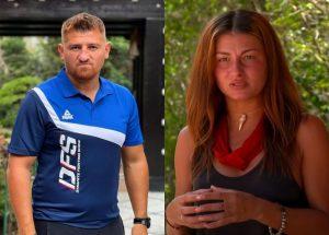 """Catalin Morosanu îi ia apărarea Elenei Marin de la Survivor: """"Cum să se prefacă cineva că îi curge sânge din nas?"""""""