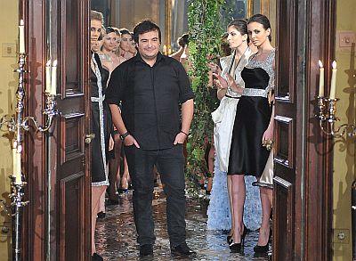 """Răzvan Ciobanu: """"Nu mi-a placut niciodata sintagma de copil-minune sau teribil al modei"""""""