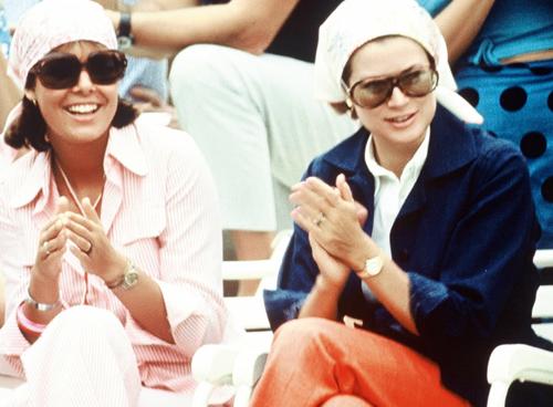 Caroline de Monaco, Grace Kelly