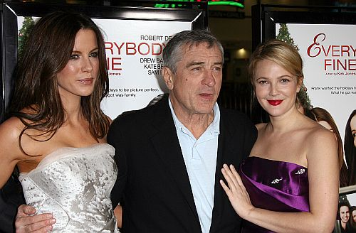 Kate Beckinsale, Robert De Niro, Drew Barrymore