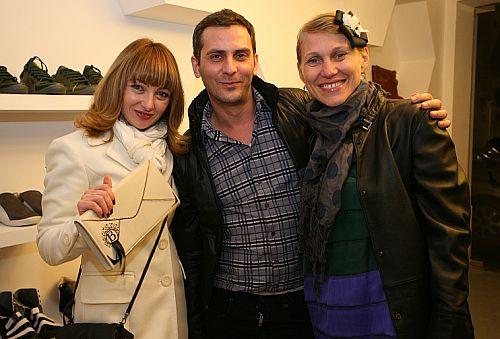 Dana Niculescu, Ovidiu Buta, Lena Criveanu